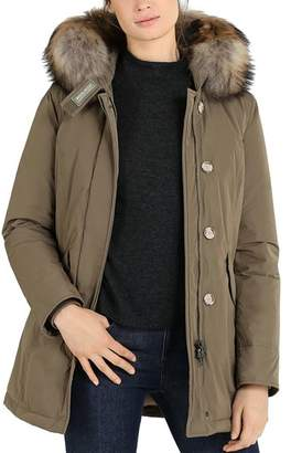 Woolrich Fur Trim Luxury Arctic Parka