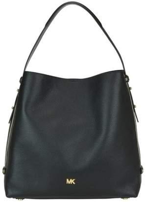 Michael Kors Large Griffin Hobo Bag