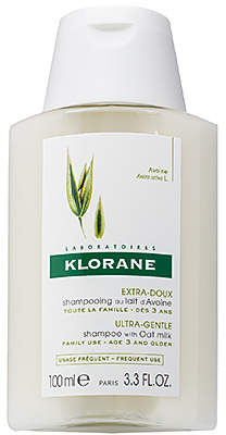 Klorane Travel Shampoo with Oat Milk.