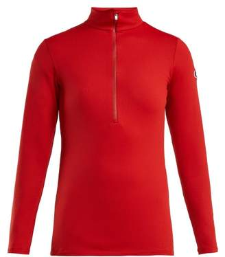 Fusalp - Gemini Ii High Neck Base Layer Top - Womens - Red