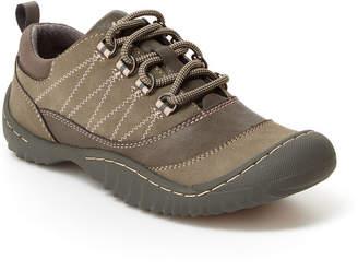 Jambu J Sport By Womens Ballard Oxford Shoes Lace-up Round Toe