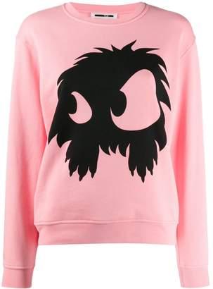 McQ logo print sweatshirt