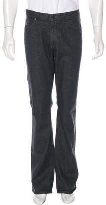 Paige Straight-Leg Jeans