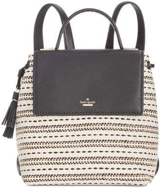 Kate Spade Simona Fabric Small Backpack
