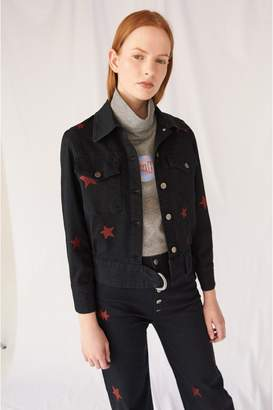 MiH Jeans Star Denim Jacket