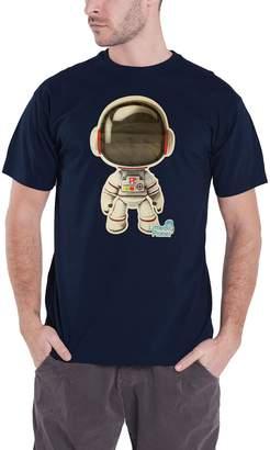 LTB Planet T Shirt astronaut sackboy new Official Mens Navy