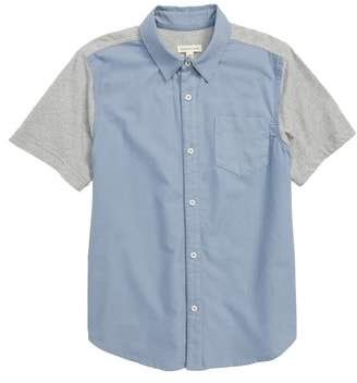 Tucker + Tate Knit & Woven Shirt