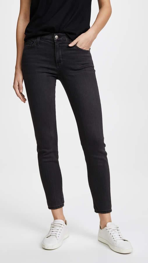 Lauren Mid Rise Skinny Jeans