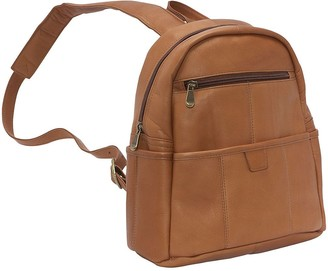 Le Donne Leather Quick Slip Women's Backpack