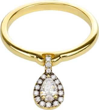 Jade Trau Charm Ring