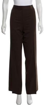 Lafayette 148 High Rise Menswear Pants