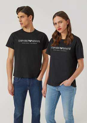 Emporio Armani Rodeo Drive Los Angeles Unisex T-Shirt