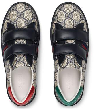 Gucci New Ace Monogram Sneaker