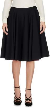 Laneus Knee length skirts