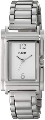 Roots Women's 1R-LF111SI0 Bonnechere -Tone Stainless Steel Watch