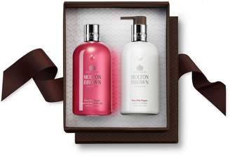 Molton Brown Fiery Pink Pepper Shower Gel & Lotion Gift Set