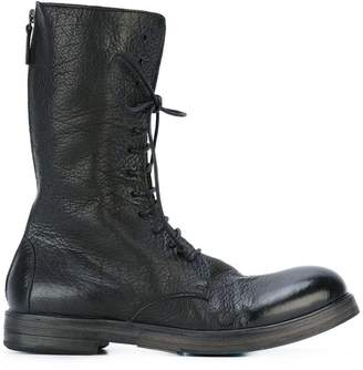 Marsèll high ankle zipped boots