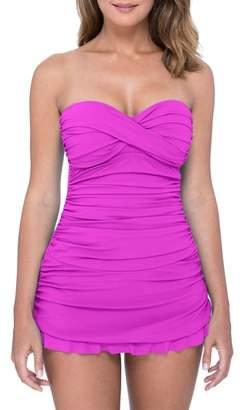 Gottex Profile By Tutti Frutti Swim Dress