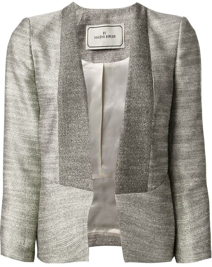 By Malene Birger 'Bursikka' tweed jacket