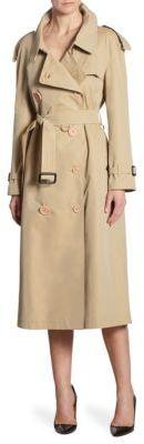 Burberry Halvington Trench Coat $2,495 thestylecure.com
