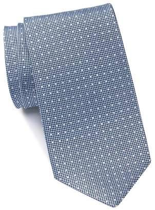 Ermenegildo Zegna Silk Dot Tie