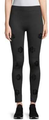 Electric Yoga Dark Rose Leggings