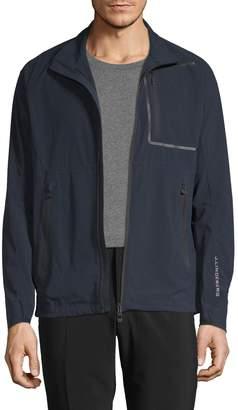 J. Lindeberg Golf Men's Zip-Up Sports Jacket
