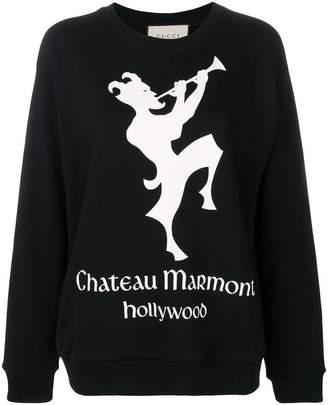 Gucci Chateau Marmont print sweatshirt