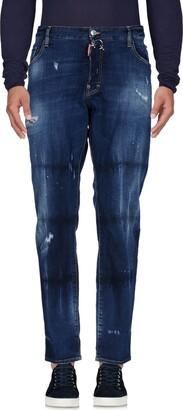DSQUARED2 Denim pants - Item 42620449JE