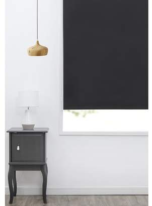 Black Basic Roller Blind