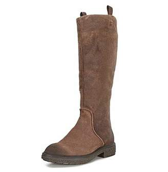 Ecco Women''s Crepetray Hybrid L High Boots, (Cocoa Brown 2482)