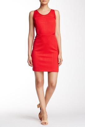 Kensie Jersey Dress $98 thestylecure.com