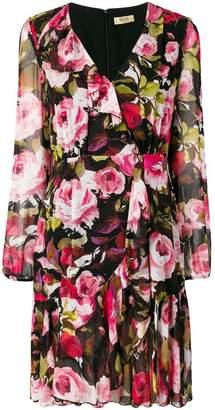 Liu Jo rose print dress