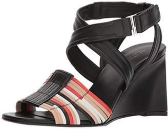 Via Spiga Women's Robyn Woven Wedge Sandal
