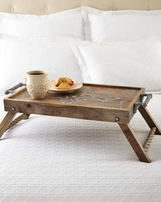 GG Collection G G Collection Bed Tray and Stand