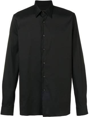 Prada pointed collar shirt