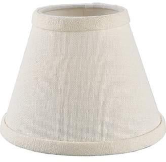 "Red Barrel Studio Ronetta Creme 5"" Linen Lamp Shade Red Barrel Studio"