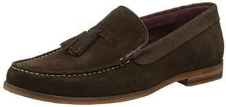 Ted Baker Men's Dougge Loafers, (Brown), 42 EU