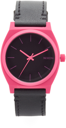 Nixon The Time Teller Watch $100 thestylecure.com