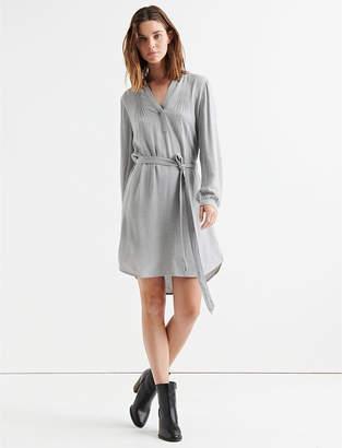 Lucky Brand POPOVER SHIRT DRESS