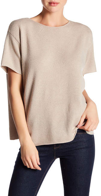 Brochu Walker Brochu Walker Carolina Cashmere Tee