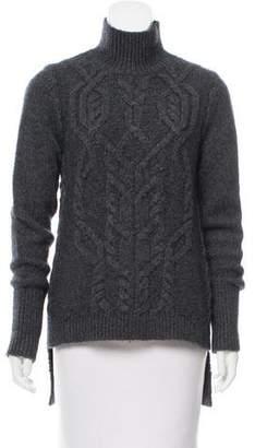 Veronica Beard Wool Turtleneck Sweater
