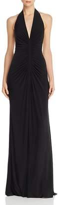 Jill Stuart Ruched Jersey Gown