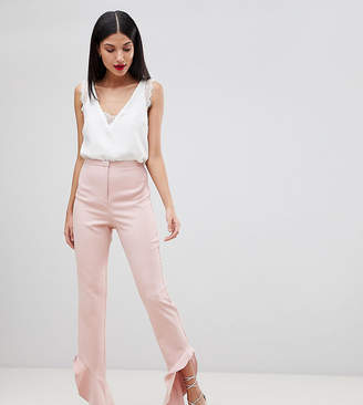 Asos Tall TALL Tailored Soft Fluted Slim PANTS