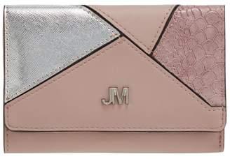 Star by Julien Macdonald Pink Textured Patchwork Medium Purse