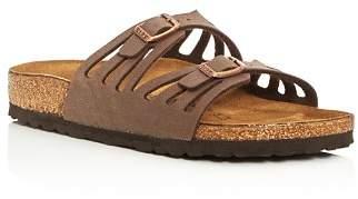Birkenstock Women's Granada Cutout Slide Sandals