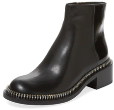 King Leather Bootie $498 thestylecure.com