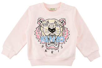 Kenzo Tiger Embroidered Sweater, Size 6-18 Months