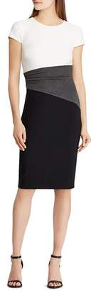Ralph Lauren Color Block Dress