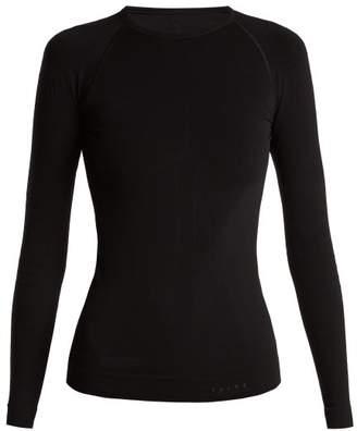 Falke Long Sleeved Performance T Shirt - Womens - Black